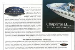 1999 Chaparral 205 LE