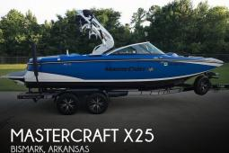 2014 Mastercraft X25