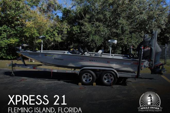 2015 Xpress X21 Team Edition - For Sale at Fleming Island, FL 32003 - ID 185445