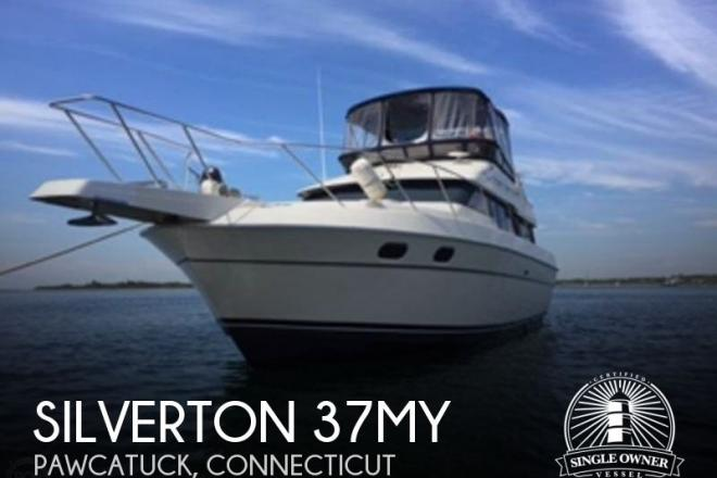 1988 Silverton 37MY - For Sale at Pawcatuck, CT 6379 - ID 177236