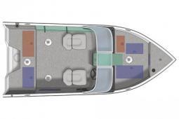 2020 Crestliner 1650 Fish Hawk Walk-through