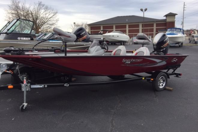 2019 G3 Boats Sportsman 1710 90 - For Sale at Osage Beach, MO 65065 - ID 152577