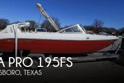 2005 Sea Pro 195FS