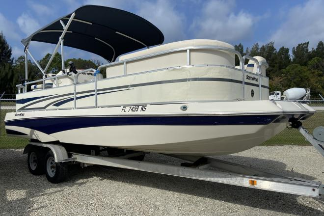 2007 Southwind 229L Deck Boat - For Sale at Port Charlotte, FL 33953 - ID 185858