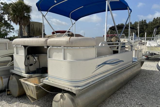 2003 Sylvan  - For Sale at Port Charlotte, FL 33953 - ID 185881