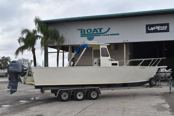1988 Other 30ft Dive/Workboat - For Sale at Marrero, LA 70072 - ID 185970