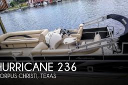2015 Hurricane 236 FunDeck