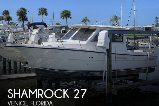 2001 Shamrock Mackinaw 270 - For Sale at Venice, FL 34285 - ID 186060