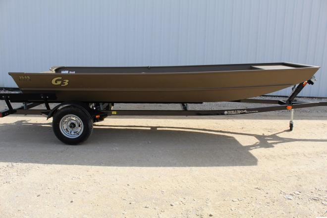 2020 G3 Boats Gator Tough - For Sale at Kingston, OK 73439 - ID 177179
