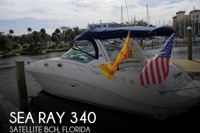 2007 Sea Ray 340 Sundancer - For Sale at Satellite Beach, FL 32937 - ID 161820