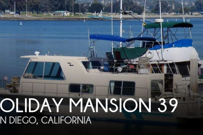 1996 Holiday Mansion 39 Barracuda - For Sale at San Diego, CA 92101 - ID 185659