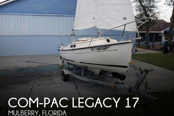 2016 Com Pac Legacy 17 - For Sale at Mulberry, FL 33860 - ID 185957