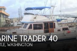1981 Marine Trader LaBelle 40