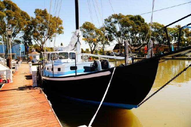 1991 Cutter 50' George Buehler - For Sale at Vallejo, CA 94503 - ID 186320