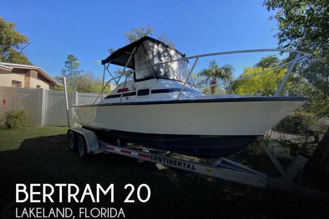 1965 Bertram 20 Bahia Mar - For Sale at Lakeland, FL 33801 - ID 186339