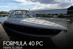 2009 Formula 37 PC