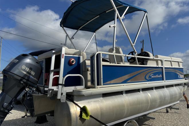 2013 Sweetwater 1770 - For Sale at Port Charlotte, FL 33953 - ID 186372
