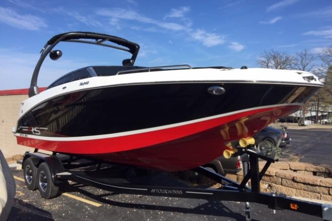2020 Four Winns HD240 RS - For Sale at Osage Beach, MO 65065 - ID 185971