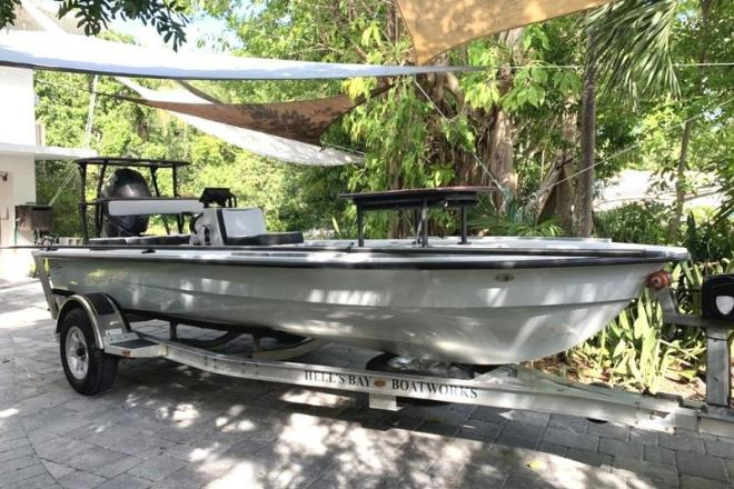 2016 Hells Bay Biscayne - For Sale at Tavernier, FL 33070 - ID 186394