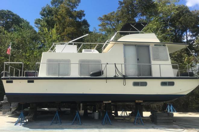 1984 Holiday Mansion Barracuda - For Sale at Marrero, LA 70072 - ID 150908