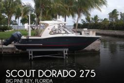 2018 Scout Dorado 275