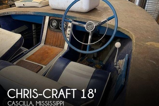 1965 Chris Craft Cavalier 18 - For Sale at Cascilla, MS 38920 - ID 186591