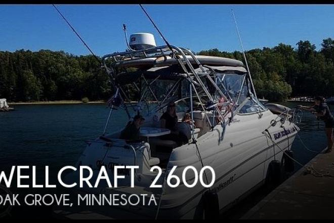 2002 Wellcraft 2600 Martinique - For Sale at Cedar, MN 55011 - ID 185567