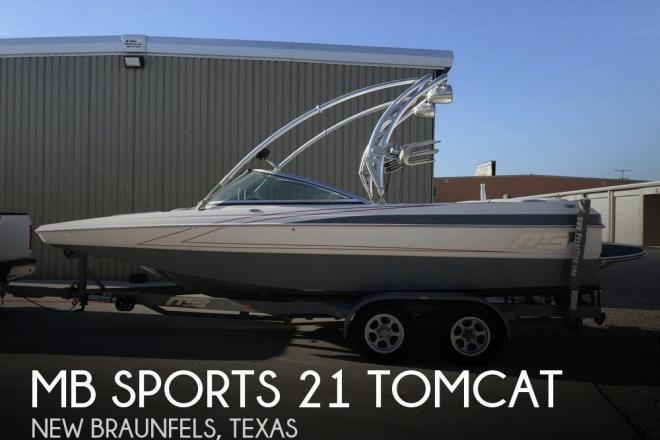 2010 MB Sports 21 Tomcat - For Sale at New Braunfels, TX 78130 - ID 135810