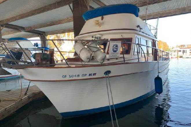 1980 CHB Tri Cabin - For Sale at Vallejo, CA 94503 - ID 186704