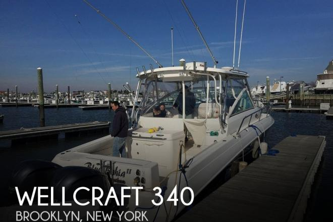 2009 Wellcraft 340 Coastal - For Sale at Brooklyn, NY 11234 - ID 185581