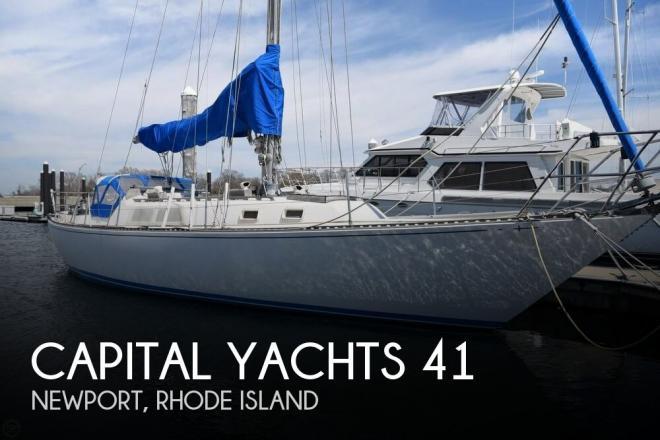 1976 Capital Newport 41S - For Sale at Newport, RI 2840 - ID 155267