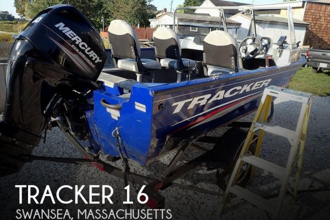 2018 Tracker Pro Guide V16 WT - For Sale at Swansea, MA 2777 - ID 177305