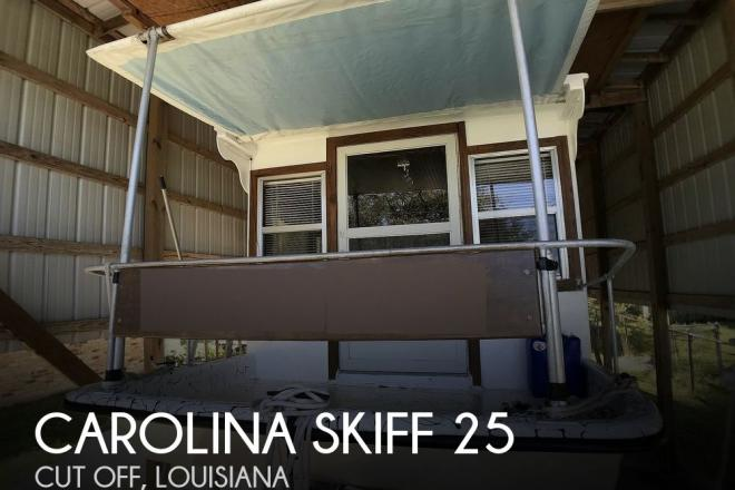 2009 Carolina Skiff 2590 Extra Wide - For Sale at Cut Off, LA 70345 - ID 186503