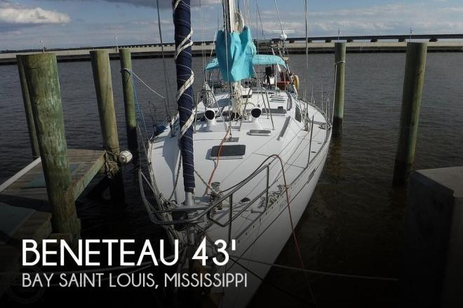 1988 Beneteau 432 Mooring - For Sale at Bay Saint Louis, MS 39520 - ID 186409