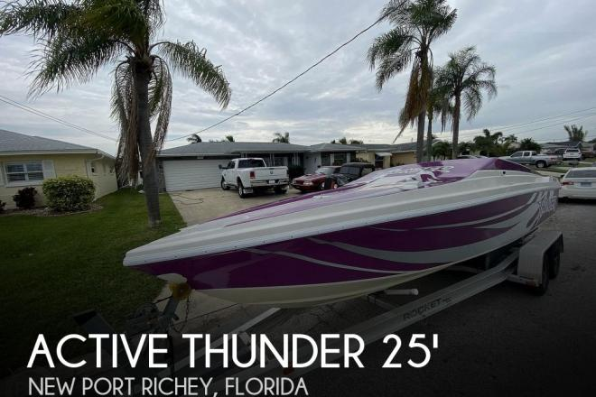 1996 Active Thunder 24 Tantrum - For Sale at New Port Richey, FL 34652 - ID 185947