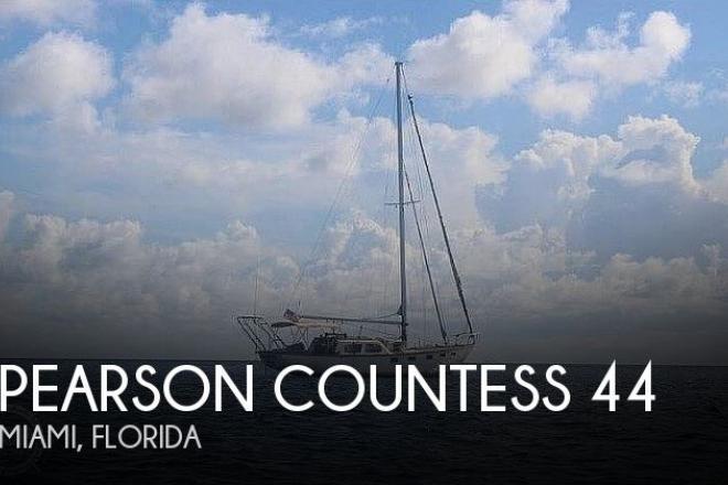1965 Pearson Countess 44 - For Sale at Miami, FL 33125 - ID 187052