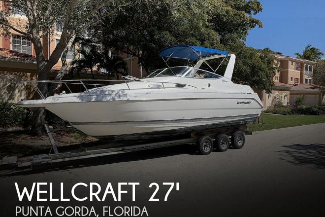 2001 Wellcraft 2600 Martinique - For Sale at Bourbonnais, IL 60914 - ID 186650