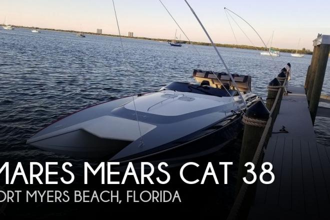 1998 Mares Cat 38 - For Sale at Fort Myers Beach, FL 33931 - ID 187178