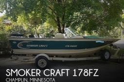 1998 Smoker Craft 178 Fazer