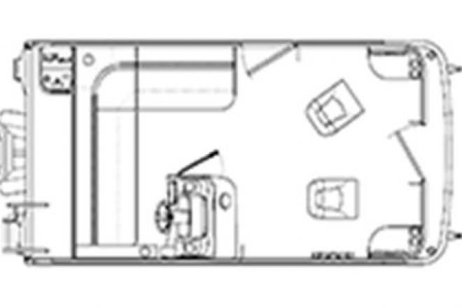 2020 Bennington 168 SFV - For Sale at La Porte, IN 46350 - ID 187444