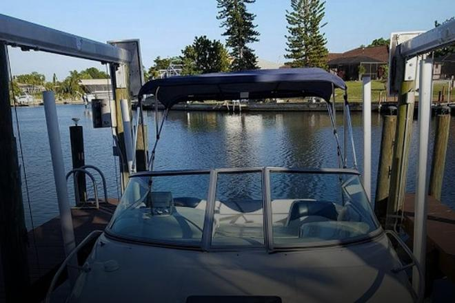 2001 Sea Ray 245 Weekender - For Sale at Cape Coral, FL 33990 - ID 186342
