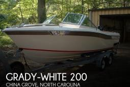 1977 Grady White 200 Dolphin