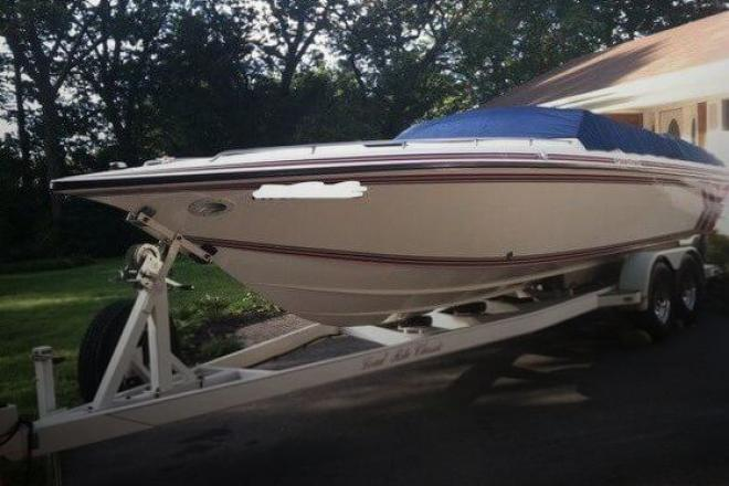 1991 Fountain 29 Fever - For Sale at Tiverton, RI 2878 - ID 155671