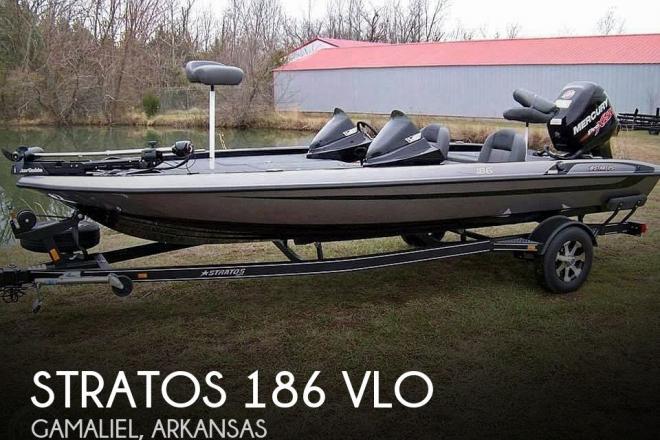 2015 Stratos 186 VLO - For Sale at Gamaliel, AR 72537 - ID 187704