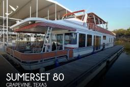 2001 Sumerset Houseboats 80