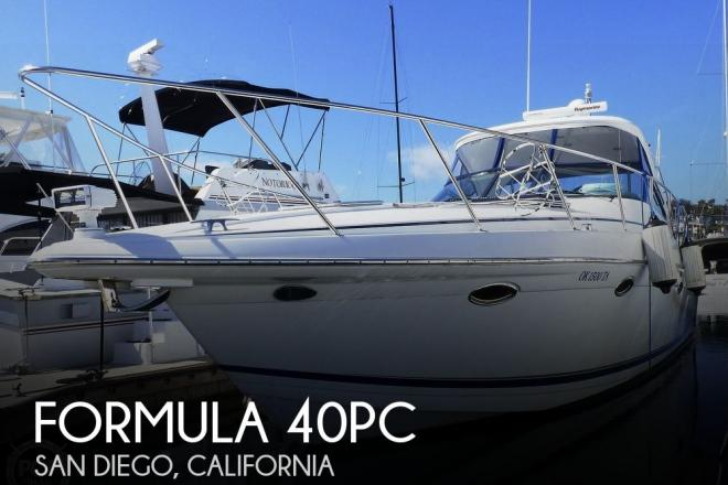 2011 Formula 40PC - For Sale at San Diego, CA 92106 - ID 185591