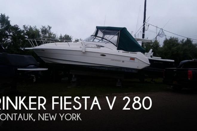 1998 Rinker 280 Fiesta Vee - For Sale at Montauk, NY 11954 - ID 187992