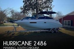2016 Hurricane SD 2486