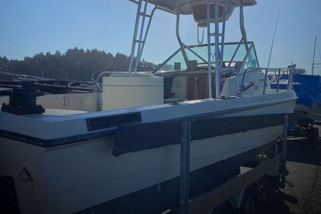 1978 Wellcraft AIRSLOT 24 - For Sale at Fields Landing, CA 95537 - ID 185383