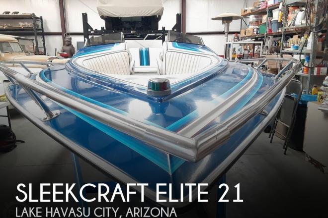 1988 Sleekcraft Elite 21 - For Sale at Parker, AZ 85344 - ID 166270